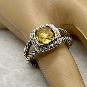 David Yurman Albion Ring! 5.75